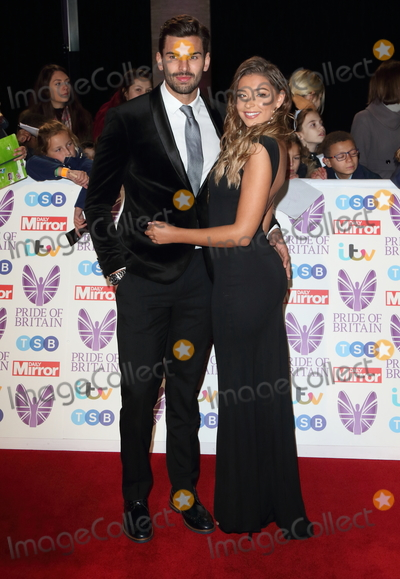 Adam Collard Photo - London UK Adam Collard and Zara McDermott at Pride of Britain Awards 2018 at the Grosvenor House Park Lane London on Monday 29 October 2018Ref LMK73-J2870-301018Keith Mayhew Landmark Media WWWLMKMEDIACOM  Georgia Toffolo