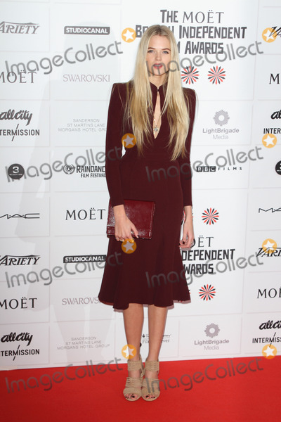 Gabriella Wilde Photo - London UK Gabriella Wilde at the Moet British Independent Film Awards at Old Billingsgate 9th December 2012Keith MayhewLandmark Media