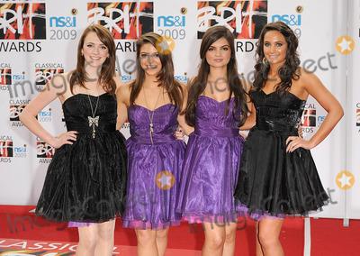 All Angels Photo - London UK All Angels at The Classical Brit Awards 2009 held at the Royal Albert Hall in London 14th May 2009Eric BestLandmark Media