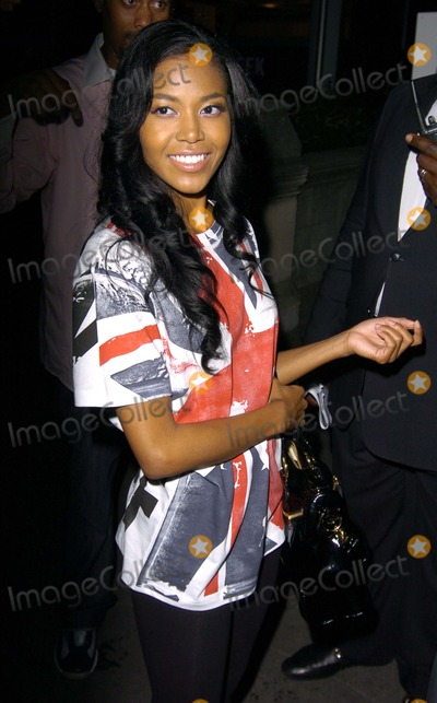 Amerie Photo - London UK Amerie  at the  Fashion for Relief Gala BFC Tent Natural History Museum London 20th September 2007 Can NguyenLandmark Media