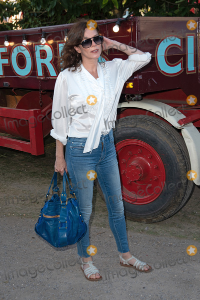 Anna Friel Photo - LondonUK  Anna Friel  at the Giffords Circus Press Night at the Chiswick House and Gardens Chiswick London  28th June 2018RefLMK73-S1492-290618Keith MayhewLandmark MediaWWWLMKMEDIACOM