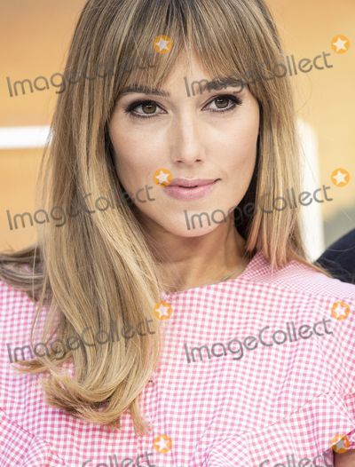 Gary Mitchell Photo - London England Jacqui Ainsley  at  the UK Premiere of Once Upon a Time in Hollywood Odeon Luxe Leicester Square London England 30th July 2019Ref LMK386-J5279-310719Gary MitchellLandmark MediaWWWLMKMEDIACOM