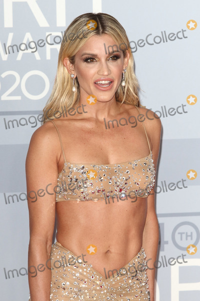 Ashley Roberts Photo - LondonUK Ashley Roberts    at 40th Brit Awards Red Carpet arrivals The O2 Arena London 19th February 2020 RefLMK73-S2890-190220Keith MayhewLandmark MediaWWWLMKMEDIACOM