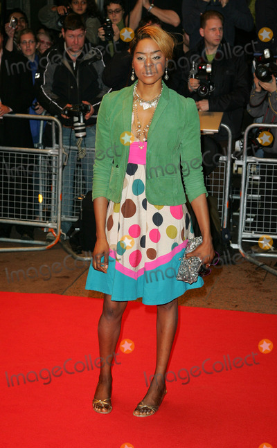 Antonia Okonma Photo - London UK Antonia Okonma  at the London Film Festival Blackberry Gala Screening of new movie Breaking and Entering at the Odeon West End Leicester Square 27th October 2006  Keith MayhewLandmark Media