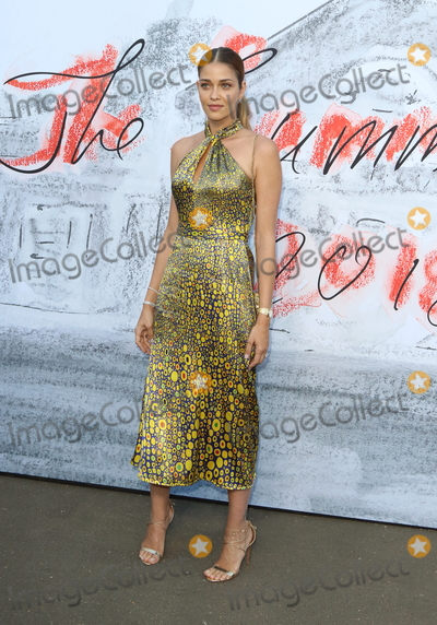 Ana Beatriz Barros Photo - London UK Ana Beatriz Barros at The Serpentine Gallery Summer Party at the Serpentine Gallery Kensington Gardens London on Tuesday 19 June 2018Ref LMK73-J2258-200618Keith MayhewLandmark MediaWWWLMKMEDIACOM