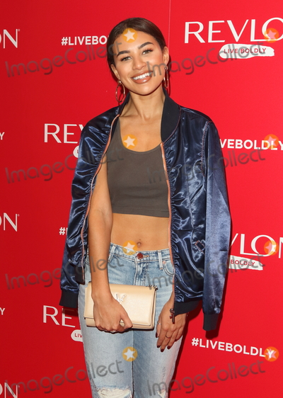 Adwoa Aboah Photo - London UK  Montana Brown at LFW ss 2019 Adwoa Aboah x Revlon - Live Boldly Party at Jack Solomons Club Gt Windmill Street London on September 18th 2018Ref LMK73-J2625-190918Keith MayhewLandmark MediaWWWLMKMEDIACOM