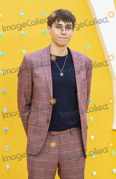 Alexander Arnold Photo - London UK Alexander Arnold  at Yesterday UK Premiere at the Odeon Luxe Leicester Square London on June 18th 2019Ref LMK386-J5086-190619Gary Mitchell Landmark MediaWWWLMKMEDIACOM