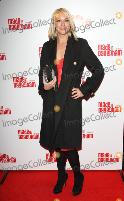 Ali Bastian Photo - London UK Ali Bastian at Made in Dagenham Press Night at the Adelphi Theatre The Strand London on November 5th 2014Ref LMK73-50008-061114Keith MayhewLandmark Media WWWLMKMEDIACOM