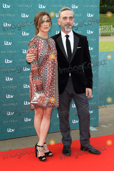 Adrian Schiller Photo - London UK  Adrian Schiller and Sophie Cookson  at the World Premiere of the new ITV series Victoria (about the early years of the life Queen Victoria)at Kensington Palace London 11th August 2016 Ref LMK73-61281-120816Keith MayhewLandmark MediaWWWLMKMEDIACOM