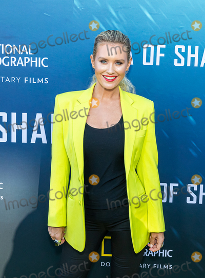 Nicky Whelan Photo - LOS ANGELES CA - JULY 10  Actress and Model Nicky Whelan attends the National Geographic Sea of Shadows Movie Premiere on July 10 2019 in Los Angeles California  (Photo by Corine SolbergImageCollectcom)