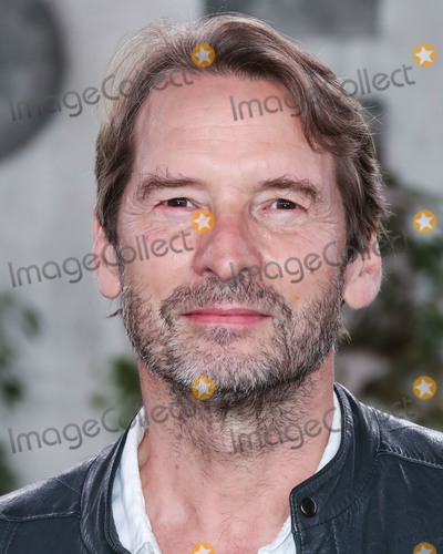 Adrian Hough Photo - WESTWOOD LOS ANGELES CALIFORNIA USA - OCTOBER 21 Actor Adrian Hough arrives at the World Premiere Of Apple TVs See held at the Fox Village Theater on October 21 2019 in Westwood Los Angeles California United States (Photo by Xavier CollinImage Press Agency)