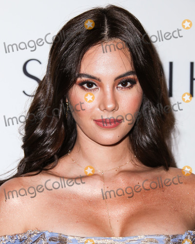 MISS UNIVERSE Photo - MANHATTAN NEW YORK CITY NEW YORK USA - SEPTEMBER 06 Australian-Filipino singerMiss Universe 2018 Catriona Gray arrives at the Sherri Hill NYFW Spring 2020 runway show held at Cipriani 42nd Street on September 6 2019 in Manhattan New York City New York United States (Photo by Xavier CollinImage Press Agency)