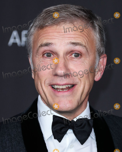 Christopher Waltz Photo - LOS ANGELES CALIFORNIA USA - NOVEMBER 02 Christoph Waltz arrives at the 2019 LACMA Art  Film Gala held at the Los Angeles County Museum of Art on November 2 2019 in Los Angeles California United States (Photo by Xavier CollinImage Press Agency)