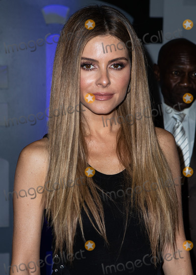 Anastasia Karanikolaou Photo - WEST HOLLYWOOD LOS ANGELES CA USA - SEPTEMBER 27 Maria Menounos seen arriving at the Anastasia Karanikolaou Cosmetics Launch held at Delilah on September 27 2018 in West Hollywood Los Angeles California United States (Photo by Image Press Agency)