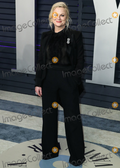 Amy Poehler Photo - BEVERLY HILLS LOS ANGELES CA USA - FEBRUARY 24 Amy Poehler arrives at the 2019 Vanity Fair Oscar Party held at the Wallis Annenberg Center for the Performing Arts on February 24 2019 in Beverly Hills Los Angeles California United States (Photo by Xavier CollinImage Press Agency)