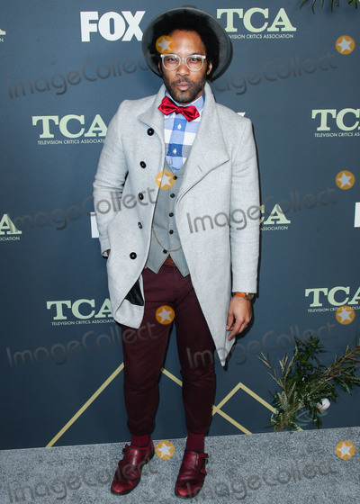 Jonathan Fernandez Photo - PASADENA LOS ANGELES CA USA - FEBRUARY 06 Actor Jonathan Fernandez arrives at the FOX Winter TCA 2019 All-Star Party held at The Fig House on February 6 2019 in Pasadena Los Angeles California United States (Photo by Xavier CollinImage Press Agency)