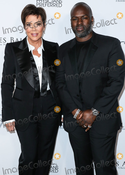 Edythe Broad Photo - SANTA MONICA LOS ANGELES CALIFORNIA USA - FEBRUARY 28 Television personality Kris Jenner and boyfriend Corey Gamble arrive at the Los Angeles Ballet Gala 2020 held at The Eli and Edythe Broad Stage at the Santa Monica College Performing Arts Center on February 28 2020 in Santa Monica Los Angeles California United States (Photo by Xavier CollinImage Press Agency)
