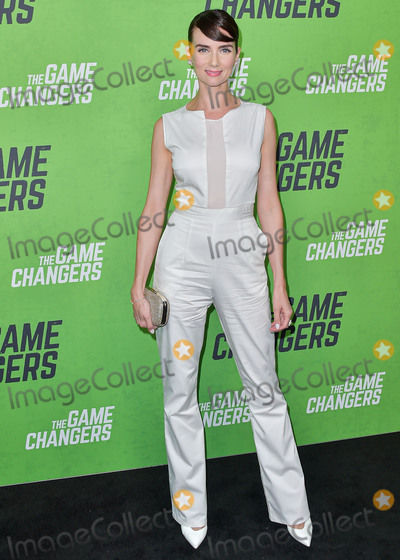 The Game Photo - HOLLYWOOD LOS ANGELES CALIFORNIA USA - SEPTEMBER 05 Victoria Summer arrives at the Los Angeles Premiere Of The Game Changers held at ArcLight Cinemas Hollywood on September 5 2019 in Hollywood Los Angeles California United States (Photo by Image Press Agency)