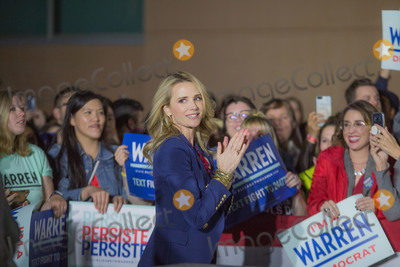 Jennifer Siebel Photo - MONTEREY PARK LOS ANGELES CALIFORNIA USA - MARCH 02 Jennifer Siebel Newsom attends Senator Elizabeth Warren a Democrat from Massachusetts and 2020 presidential candidates campaign event held at the East Los Angeles Community College on March 2 2020 in Monterey Park Los Angeles California United States (Photo by Rudy TorresImage Press Agency)