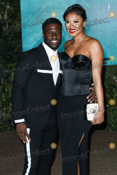 TCL Chinese Theatre Photo - (FILE) Kevin Hart and Wife Eniko Parrish Hart Are Expecting Their Second Baby Together The comedian and his wife Eniko Parrish Hart are expecting their second baby together and recently shared the good news via Instagram on Tuesday March 24 2020 HOLLYWOOD LOS ANGELES CALIFORNIA USA - DECEMBER 11 Actor Kevin Hart and wife Eniko Parrish arrive at the World Premiere Of Columbia Pictures Jumanji Welcome To The Jungle held at the TCL Chinese Theatre IMAX on December 11 2017 in Hollywood Los Angeles California United States (Photo by Xavier CollinImage Press Agency)