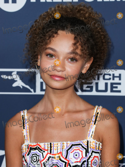 Nico Photo - HOLLYWOOD LOS ANGELES CALIFORNIA USA - AUGUST 06 Actress Nico Parker wearing Chanel arrives at Varietys Power Of Young Hollywood 2019 held at the h Club Los Angeles on August 6 2019 in Hollywood Los Angeles California United States (Photo by Xavier CollinImage Press Agency)