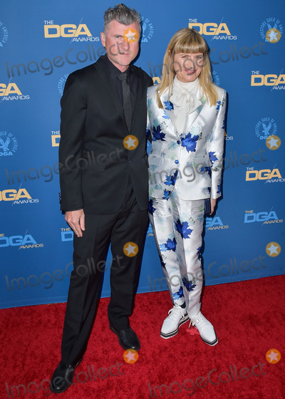 Jamie Sal Photo - LOS ANGELES CALIFORNIA USA - JANUARY 25 Jamie Marshall and Catherine Hardwicke arrive at the 72nd Annual Directors Guild Of America Awards held at The Ritz-Carlton Hotel at LA Live on January 25 2020 in Los Angeles California United States (Photo by Image Press Agency)
