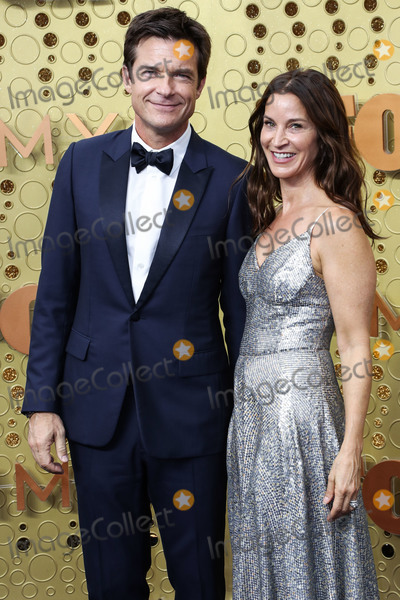 Jason Bateman Photo - LOS ANGELES CALIFORNIA USA - SEPTEMBER 22 Jason Bateman and Amanda Anka arrive at the 71st Annual Primetime Emmy Awards held at Microsoft Theater LA Live on September 22 2019 in Los Angeles California United States (Photo by Xavier CollinImage Press Agency)