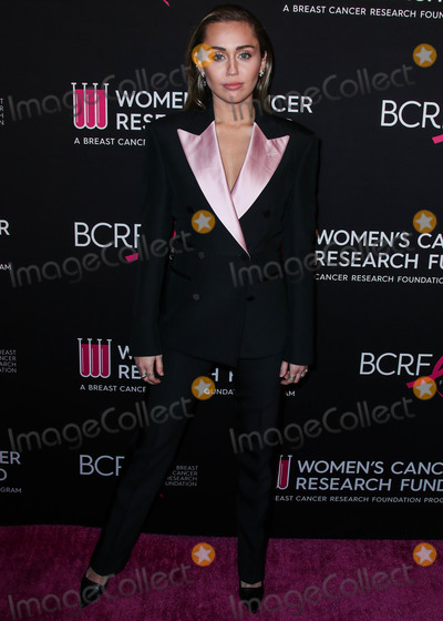 Tom Ford Photo - (FILE) Miley Cyrus Helps MAC Announce a 10 Million Donation for Coronavirus COVID-19 Pandemic Relief BEVERLY HILLS LOS ANGELES CALIFORNIA USA - FEBRUARY 28 Singer Miley Cyrus wearing Tom Ford arrives at The Womens Cancer Research Funds An Unforgettable Evening Benefit Gala 2019 held at the Beverly Wilshire Four Seasons Hotel on February 28 2019 in Beverly Hills Los Angeles California United States (Photo by Xavier CollinImage Press Agency)