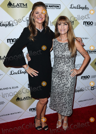 Jane Seymour Photo - SANTA MONICA LOS ANGELES CA USA - OCTOBER 25 Kathy Ireland Jane Seymour at the Los Angeles Team Mentorings 20th Annual Soiree held at the Fairmont Miramar Hotel on October 25 2018 in Santa Monica Los Angeles California United States (Photo by Xavier CollinImage Press Agency)