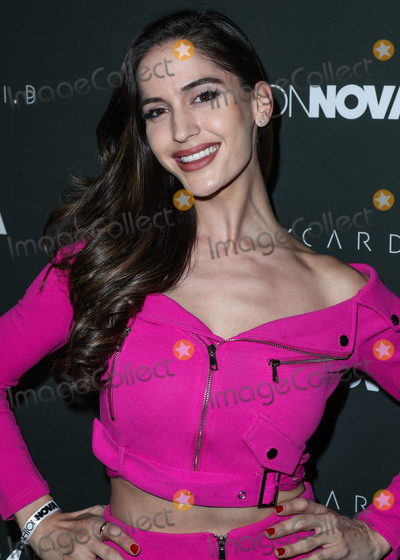 Natalia Barulich Photo - HOLLYWOOD LOS ANGELES CA USA - NOVEMBER 14 Natalia Barulich at the Fashion Nova x Cardi B Collaboration Launch Event held at Boulevard3 on November 14 2018 in Hollywood Los Angeles California United States (Photo by Xavier CollinImage Press Agency)