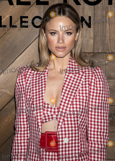 Halston Sage Photo - MANHATTAN NEW YORK CITY NEW YORK USA - FEBRUARY 12 Actress Halston Sage arrives at the Michael Kors Collection FallWinter 2020 Runway Show - February 2020 during New York Fashion Week held at the American Stock Exchange on February 12 2020 in Manhattan New York City New York United States (Photo by Image Press Agency)