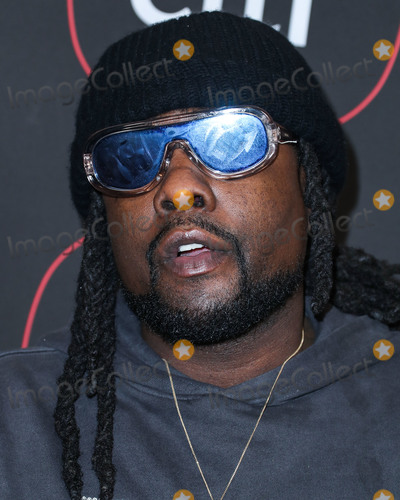 Madness Photo - LOS ANGELES CA USA - FEBRUARY 07 Rapper Wale (Olubowale Victor Akintimehin) arrives at the Warner Music Pre-Grammy Party 2019 held at The NoMad Hotel Los Angeles on February 7 2019 in Los Angeles California United States (Photo by Xavier CollinImage Press Agency)
