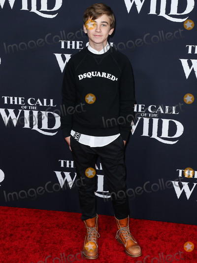 Parker Bates Photo - HOLLYWOOD LOS ANGELES CALIFORNIA USA - FEBRUARY 13 Parker Bates arrives at the World Premiere Of 20th Century Studios The Call Of The Wild held at the El Capitan Theatre on February 13 2020 in Hollywood Los Angeles California United States (Photo by Xavier CollinImage Press Agency)