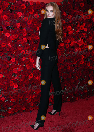 Alexina Graham Photo - (FILE) Victorias Secret Angel Alexina Graham Hospitalized With Coronavirus COVID-19 MANHATTAN NEW YORK CITY NEW YORK USA - SEPTEMBER 05 Model Alexina Graham arrives at Victorias Secret Angel Sara Sampaio Hosts The Bombshell Intense Launch Party held at Paradise Club at the Times Square EDITION Hotel on September 5 2019 in Manhattan New York City New York United States (Photo by Xavier CollinImage Press Agency)