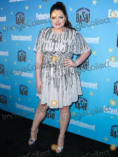 ASH Photo - SAN DIEGO CALIFORNIA USA - JULY 20 Actress Lauren Ash arrives at the Entertainment Weekly Comic-Con Celebration 2019 held at Float at Hard Rock Hotel San Diego on July 20 2019 in San Diego California United States (Photo by Xavier CollinImage Press Agency)