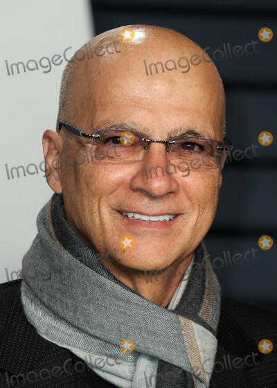 Jimmy Iovine Photo - BEVERLY HILLS LOS ANGELES CA USA - FEBRUARY 24 Jimmy Iovine arrives at the 2019 Vanity Fair Oscar Party held at the Wallis Annenberg Center for the Performing Arts on February 24 2019 in Beverly Hills Los Angeles California United States (Photo by Xavier CollinImage Press Agency)