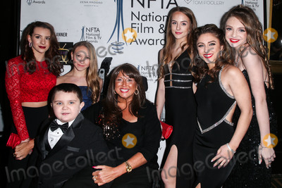 Abby Lee Photo - LOS ANGELES CA USA - DECEMBER 05 Abby Lee Miller arrives at the 2018 National Film And Television Awards Ceremony held at the Globe Theatre on December 5 2018 in Los Angeles California United States (Photo by Image Press Agency)