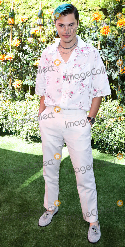 Will Rogers Photo - PACIFIC PALISADES LOS ANGELES CALIFORNIA USA - OCTOBER 05 Zach Villa arrives at the 10th Annual Veuve Clicquot Polo Classic Los Angeles held at Will Rogers State Historic Park on October 5 2019 in Pacific Palisades Los Angeles California United States (Photo by Xavier CollinImage Press Agency)