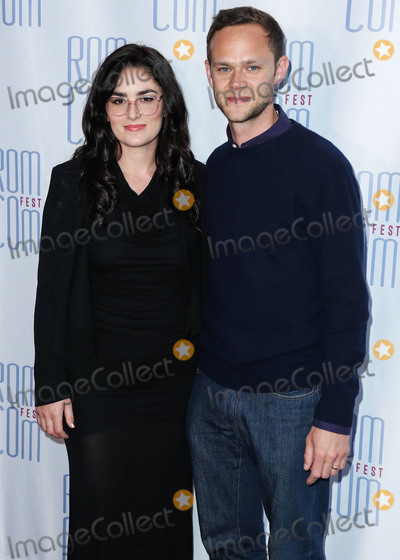 Audrey Tommassini Photo - LOS ANGELES CALIFORNIA USA - JUNE 21 Audrey Tommassini and Joseph Cross arrive at the 2019 Rom Com Fest Los Angeles - Summer Night held at Downtown Independent on June 21 2019 in Los Angeles California United States (Photo by Xavier CollinImage Press Agency)