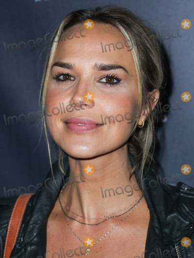 Arielle Kebbel Photo - WEST HOLLYWOOD LOS ANGELES CA USA - NOVEMBER 05 Arielle Kebbel at the PrettyLittleThing X Hailey Baldwin Launch Event held at Catch LA Restaurant on November 5 2018 in West Hollywood Los Angeles California United States (Photo by Xavier CollinImage Press Agency)