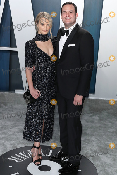 Jamie Sal Photo - BEVERLY HILLS LOS ANGELES CALIFORNIA USA - FEBRUARY 09 Kelly Sawyer Patricof and Jamie Patricof arrive at the 2020 Vanity Fair Oscar Party held at the Wallis Annenberg Center for the Performing Arts on February 9 2020 in Beverly Hills Los Angeles California United States (Photo by Xavier CollinImage Press Agency)