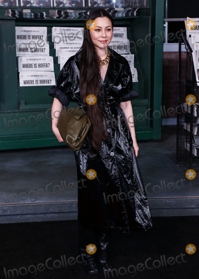China Chow Photo - HOLLYWOOD LOS ANGELES CALIFORNIA USA - OCTOBER 24 China Chow arrives at the Premiere Of Netflixs The Irishman held at TCL Chinese Theatre IMAX on October 24 2019 in Hollywood Los Angeles California United States (Photo by David AcostaImage Press Agency)