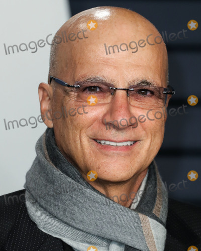 Jimmy Iovine Photo - BEVERLY HILLS LOS ANGELES CA USA - FEBRUARY 24 Record producer Jimmy Iovine arrives at the 2019 Vanity Fair Oscar Party held at the Wallis Annenberg Center for the Performing Arts on February 24 2019 in Beverly Hills Los Angeles California United States (Photo by Xavier CollinImage Press Agency)