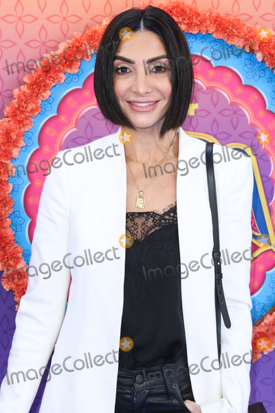 Courtney Lopez Photo - BURBANK LOS ANGELES CALIFORNIA USA - MARCH 07 Courtney Lopez arrives at the Los Angeles Premiere Of Disney Juniors Mira Royal Detective held at the Walt Disney Studios Main Theater on March 7 2020 in Burbank Los Angeles California United States (Photo by Xavier CollinImage Press Agency)