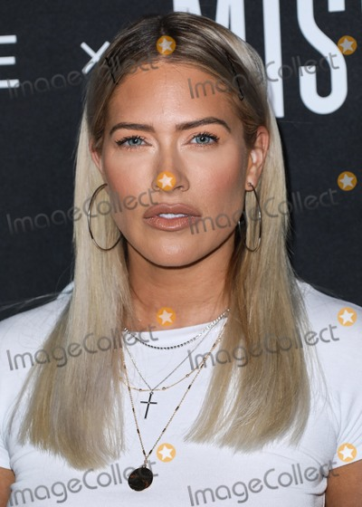 Barbie Blank Photo - WEST HOLLYWOOD LOS ANGELES CALIFORNIA USA - SEPTEMBER 18 Barbie Blank arrives at the Sofia Richie x Missguided Launch Party held at Bootsy Bellows on September 18 2019 in West Hollywood Los Angeles California United States (Photo by David AcostaImage Press Agency)