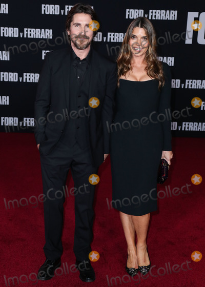 Sibi Blazic Photo - HOLLYWOOD LOS ANGELES CALIFORNIA USA - NOVEMBER 04 Actor Christian Bale and wife Sibi Blazic arrive at the Los Angeles Premiere Of 20th Century Foxs Ford v Ferrari held at the TCL Chinese Theatre IMAX on November 4 2019 in Hollywood Los Angeles California United States (Photo by Xavier CollinImage Press Agency)