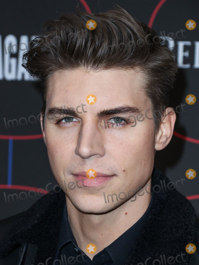 Nolan Gerard Funk Photo - LOS ANGELES CA USA - FEBRUARY 07 Actor Nolan Gerard Funk arrives at the Warner Music Pre-Grammy Party 2019 held at The NoMad Hotel Los Angeles on February 7 2019 in Los Angeles California United States (Photo by Xavier CollinImage Press Agency)