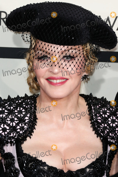 Madonna Photo - (FILE) Madonna Says She Has Coronavirus COVID-19 Antibodies LOS ANGELES CALIFORNIA USA - FEBRUARY 08 Singer Madonna wearing Givenchy Haute Couture by Riccardo Tisci arrives at the 57th Annual GRAMMY Awards on February 8 2015 in Los Angeles California United States (Photo by Xavier CollinImage Press Agency)