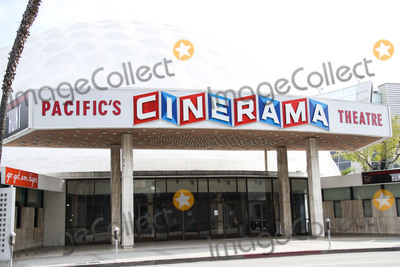 Eric Garcetti Photo - HOLLYWOOD LOS ANGELES CALIFORNIA USA - MARCH 31 A view of the Pacific Theatres ArcLight Cinerama Dome (Pacifics Cinerama Theatre) on March 31 2020 in Hollywood Los Angeles California United States Los Angeles tourism and entertainment industry businesses are temporarily closed amid the coronavirus COVID-19 pandemic after the Safer at Home order issued by both Los Angeles Mayor Eric Garcetti at the county level and California Governor Gavin Newsom at the state level on Thursday March 19 2020 which will stay in effect until at least April 19 2020 (Photo by Xavier CollinImage Press Agency)