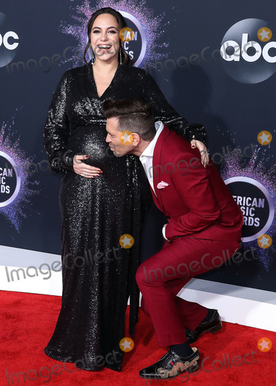 Andy Grammer Photo - (FILE) Andy Grammer and Wife Aijia Lise Grammer Welcome Daughter Israel Blue Grammer Andy Grammer and Aijia Lise Grammer are welcoming their second child LOS ANGELES CALIFORNIA USA - NOVEMBER 24 Aijia Lise Grammer and husbandsinger Andy Grammer arrive at the 2019 American Music Awards held at Microsoft Theatre LA Live on November 24 2019 in Los Angeles California United States (Photo by Xavier CollinImage Press Agency)